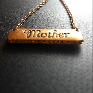 NEW Jane Marie Mother Neckless in Gold
